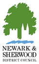 Logo district de Newark-Sherwood